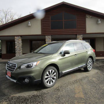 2017 Subaru Outback for sale at PRIME RATE MOTORS in Sheridan WY