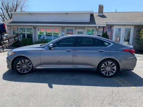 2015 Hyundai Genesis for sale at Revolution Motors LLC in Wentzville MO