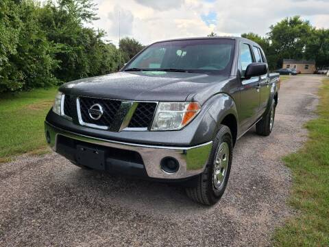 2007 Nissan Frontier for sale at The Car Shed in Burleson TX