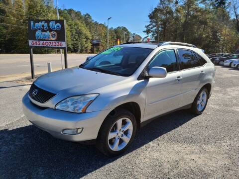 2004 Lexus RX 330 for sale at Let's Go Auto in Florence SC