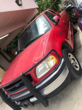 1997 Ford F-150 for sale at Texas Auto Broker in Killeen TX