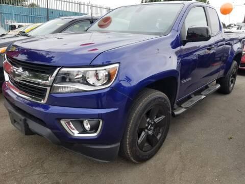 2016 Chevrolet Colorado for sale at Ournextcar/Ramirez Auto Sales in Downey CA