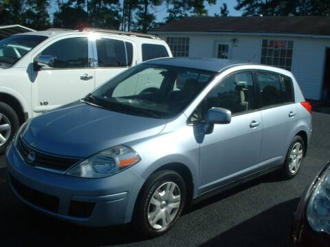 2010 Nissan Versa for sale at Northgate Auto Sales in Myrtle Beach SC