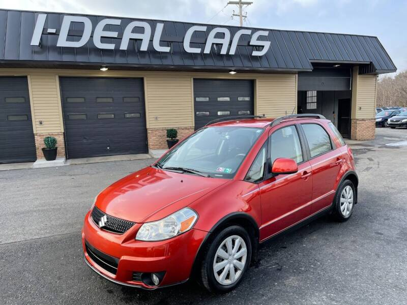 2011 Suzuki SX4 Crossover for sale at I-Deal Cars in Harrisburg PA