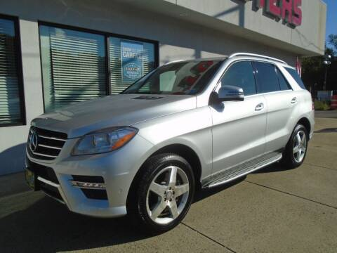 2013 Mercedes-Benz M-Class for sale at Island Auto Buyers in West Babylon NY