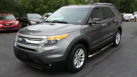 2014 Ford Explorer for sale at JBR Auto Sales in Albany NY