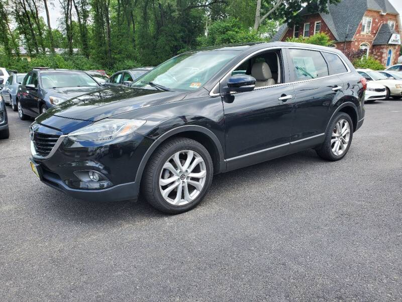 2013 Mazda CX-9 for sale at AFFORDABLE IMPORTS in New Hampton NY