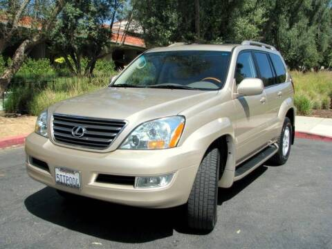 2006 Lexus GX 470 for sale at Used Cars Los Angeles in Los Angeles CA