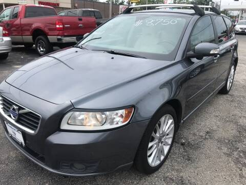 2011 Volvo V50 for sale at Volare Motors in Cranston RI
