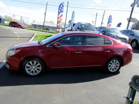 2013 Buick LaCrosse for sale at American Auto Group Now in Maple Shade NJ