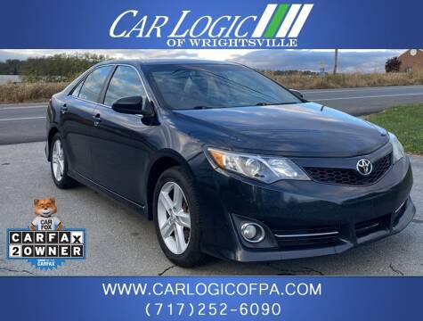 2013 Toyota Camry for sale at Car Logic in Wrightsville PA