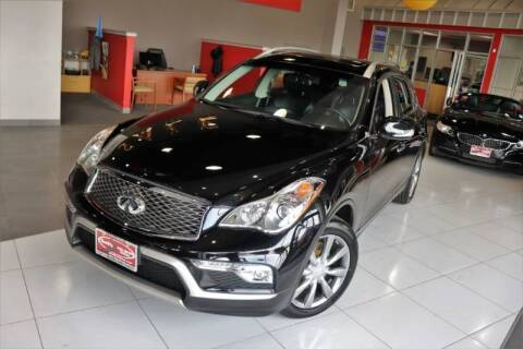 2016 Infiniti QX50 for sale at Quality Auto Center in Springfield NJ
