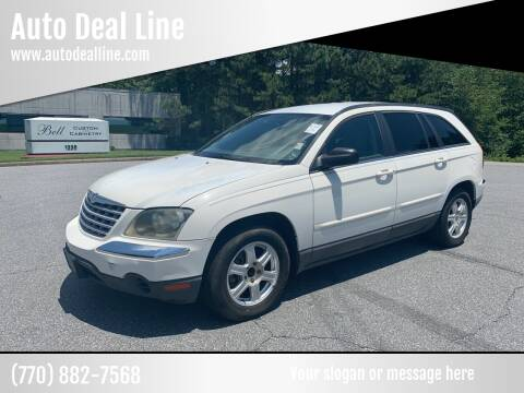 2005 Chrysler Pacifica for sale at Auto Deal Line in Alpharetta GA
