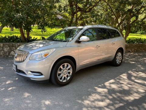 2014 Buick Enclave for sale at Motorcars Group Management - Bud Johnson Motor Co in San Antonio TX