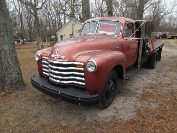 1951 Chevrolet Apache for sale in Cadillac, MI