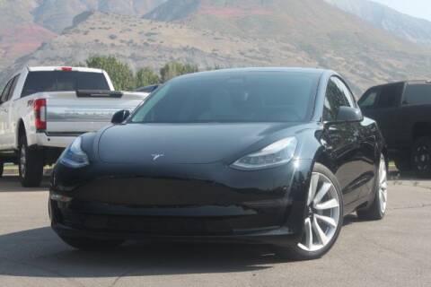 2020 Tesla Model 3 for sale at REVOLUTIONARY AUTO in Lindon UT
