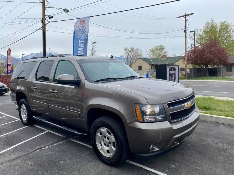 2012 Chevrolet Suburban for sale at The Car-Mart in Murray UT