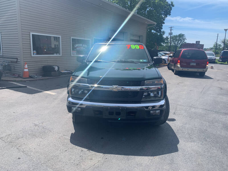 2005 Chevrolet Colorado for sale at Roy's Auto Sales in Harrisburg PA