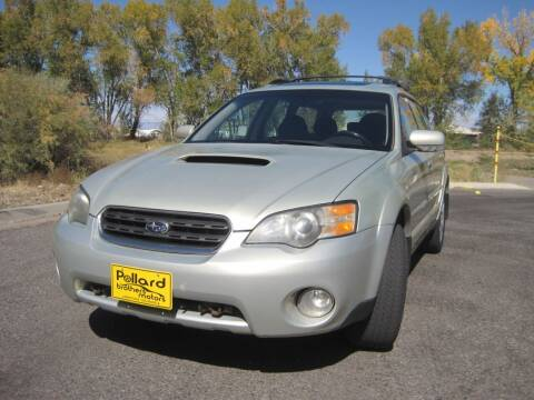 2005 Subaru Outback for sale at Pollard Brothers Motors in Montrose CO