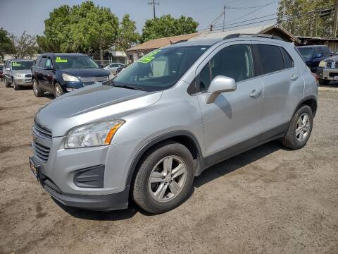 2015 Chevrolet Trax for sale at Larry's Auto Sales Inc. in Fresno CA
