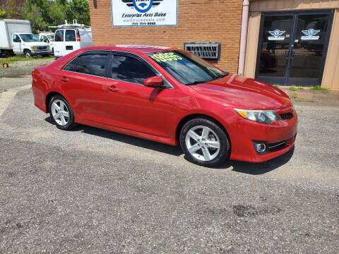 2013 Toyota Camry for sale at H & H Enterprise Auto Sales Inc in Charlotte NC