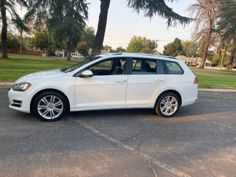 2015 Volkswagen Golf SportWagen for sale at California Diversified Venture in Livermore CA