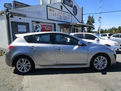2011 Mazda MAZDA3 for sale at G&R Auto Sales in Lynnwood WA