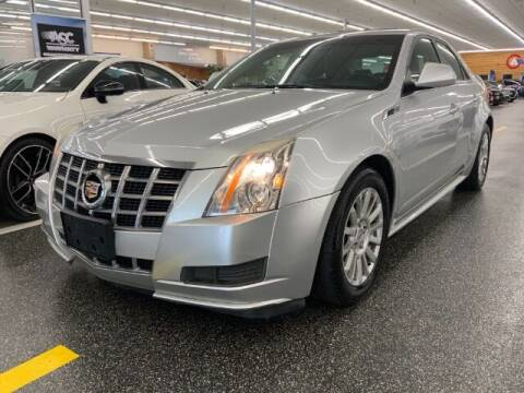 2012 Cadillac CTS for sale at Dixie Imports in Fairfield OH