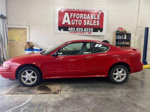 2004 Oldsmobile Alero for sale at Affordable Auto Sales in Humphrey NE