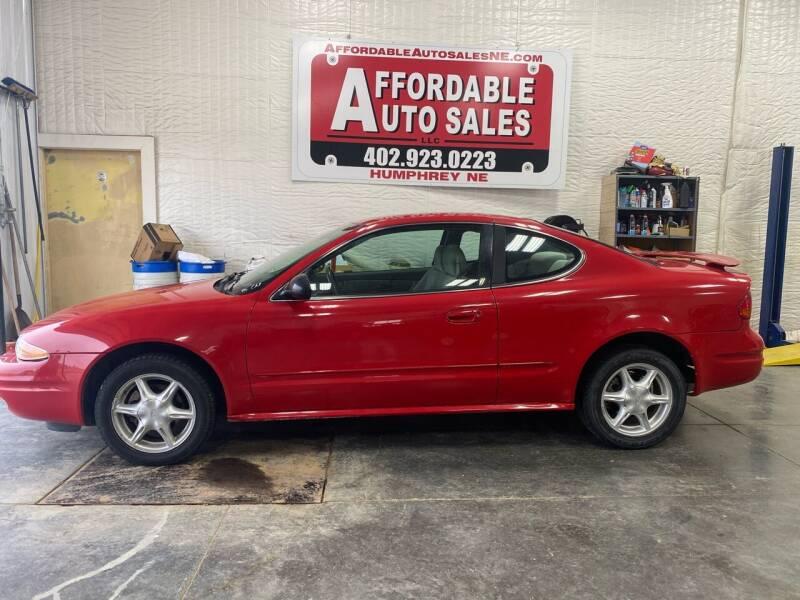 2004 Oldsmobile Alero for sale at Affordable Auto Sales in Humphrey NE