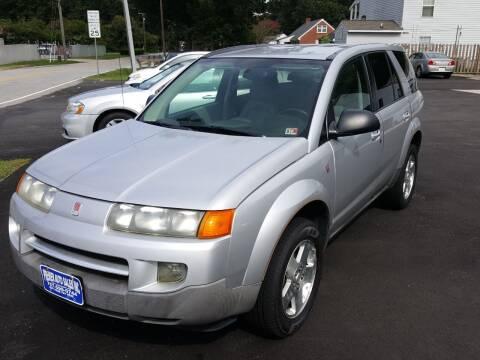 2004 Saturn Vue for sale at Premier Auto Sales Inc. in Newport News VA