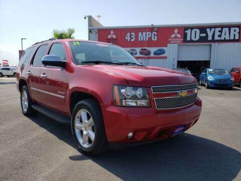 2014 Chevrolet Tahoe for sale at All Star Mitsubishi in Corpus Christi TX