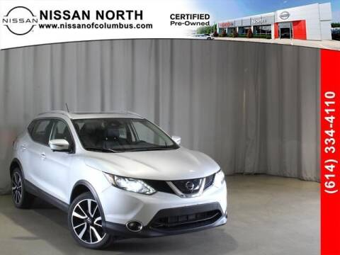 2017 Nissan Rogue Sport for sale at Auto Center of Columbus in Columbus OH