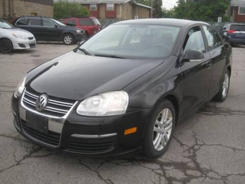 2007 Volkswagen Jetta for sale at ELITE AUTOMOTIVE in Euclid OH