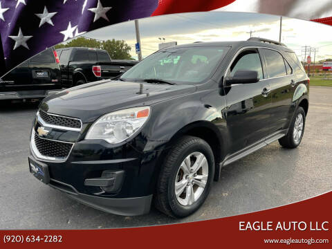 2014 Chevrolet Equinox for sale at Eagle Auto LLC in Green Bay WI