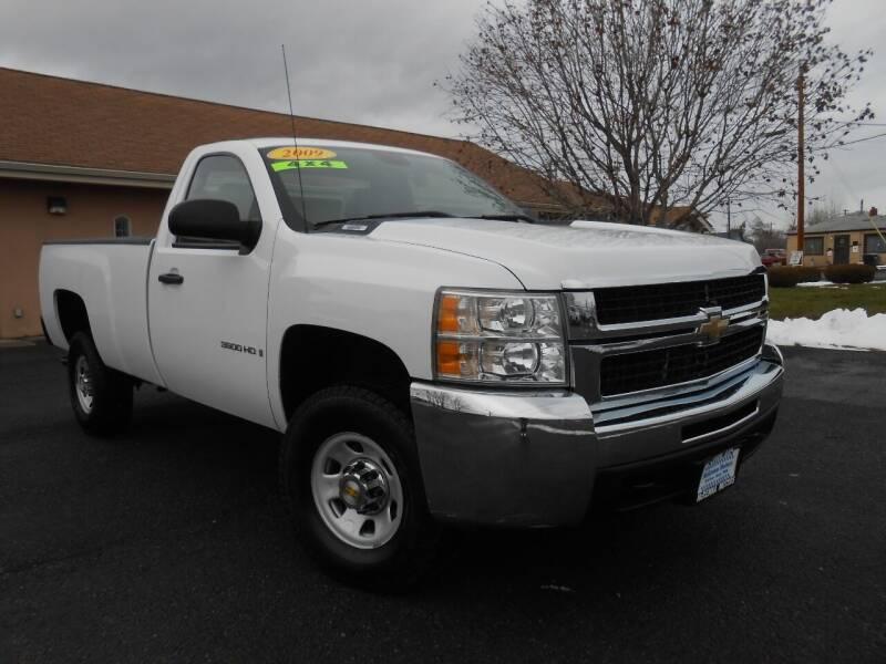 2009 Chevrolet Silverado 3500HD for sale at McKenna Motors in Union Gap WA
