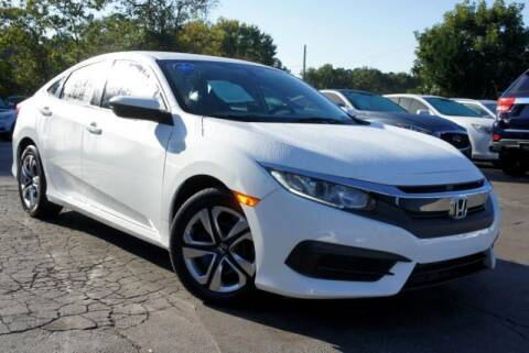 2016 Honda Civic for sale at CU Carfinders in Norcross GA