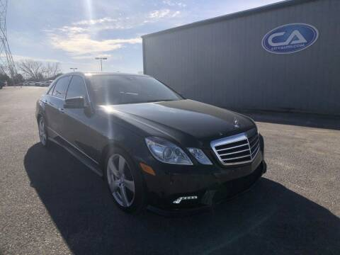 2011 Mercedes-Benz E-Class for sale at City Auto in Murfreesboro TN