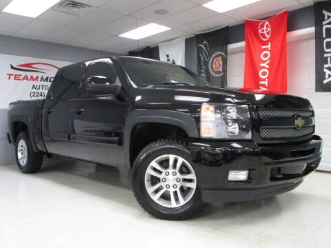 2011 Chevrolet Silverado 1500 for sale at TEAM MOTORS LLC in East Dundee IL