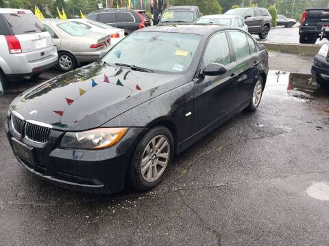 2007 BMW 3 Series for sale at G&K Consulting Corp in Fair Lawn NJ