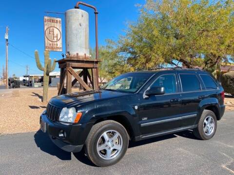 2007 Jeep Grand Cherokee for sale at Double H Auto Exchange in Queen Creek AZ