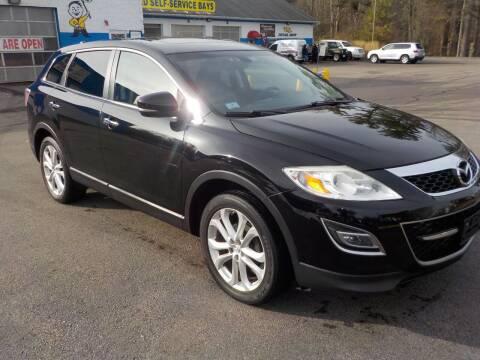 2012 Mazda CX-9 for sale at RTE 123 Village Auto Sales Inc. in Attleboro MA