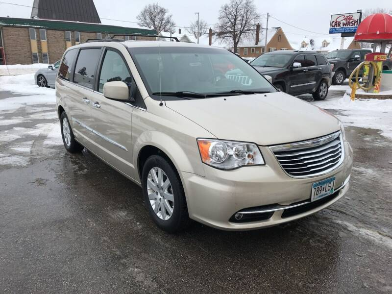 2014 Chrysler Town and Country for sale at Carney Auto Sales in Austin MN