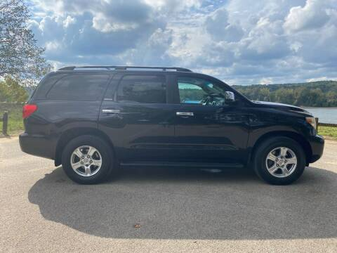 2008 Toyota Sequoia for sale at Monroe Auto's, LLC in Parsons TN
