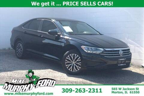 2019 Volkswagen Jetta for sale at Mike Murphy Ford in Morton IL