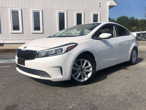 2017 Kia Forte for sale at Beckham's Used Cars in Milledgeville GA