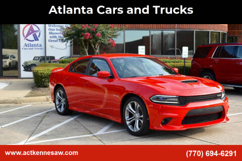 2021 Dodge Charger for sale at Atlanta Cars and Trucks in Kennesaw GA