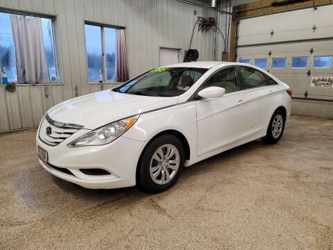 2012 Hyundai Sonata for sale at Sand's Auto Sales in Cambridge MN
