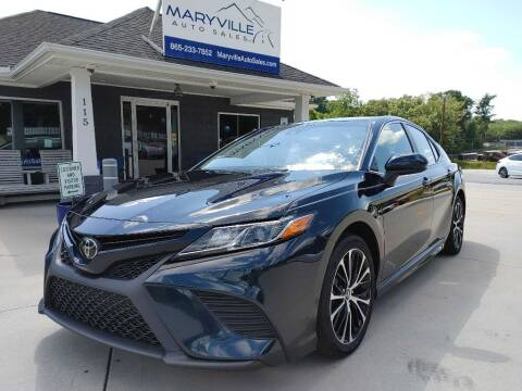 2019 Toyota Camry for sale at Maryville Auto Sales in Maryville TN
