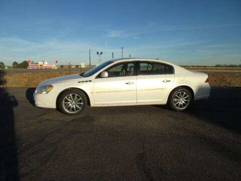 2007 Buick Lucerne for sale at STEVES ROLLIN STONE AUTO SALES in Eaton CO